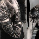 nox-violet-tattoo-stencil